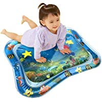 Inflatable Tummy Time Water Mat Infants Baby Inflatable Patted Pad - Baby Inflatable Water Cushion