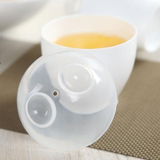 poapp COCEDOR de huevos para microondas - Caldera cuenco ...