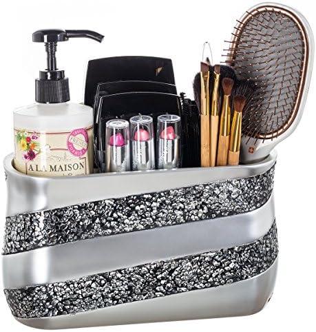 Beauty Salon Inspired Bathroom Hair Curlers Shape Toothbrush Holder New