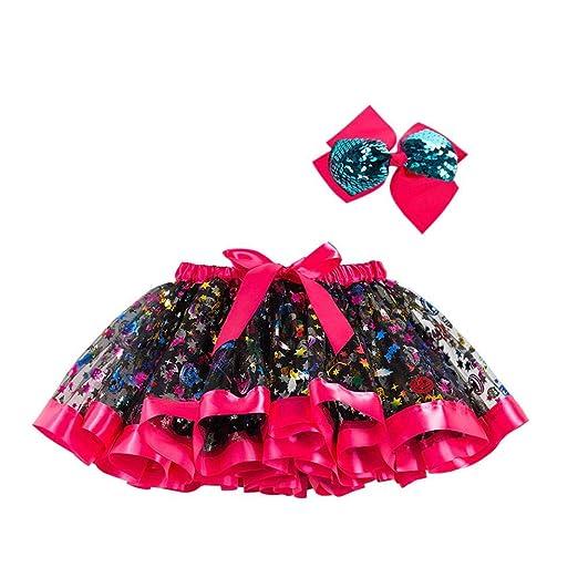 Disfraces de Halloween para niñas, Falda de tutú para niñas ...