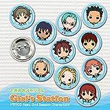 TOKIMEKI MEMORIAL GIRLS STATION DRAMA CD FEAT.2ND SEASON CH