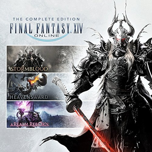 Final Fantasy XIV Complete Edition - PS4 [Digital Code]