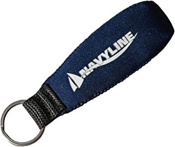 Navyline Neppern Schlüsselanhänger schwimmfähiger Schlüsselring für Wassersport