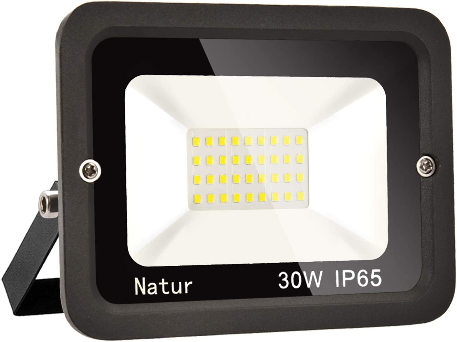 30W LED Foco Exterior Alto Brillo Proyector Led Impermeable IP65 ...