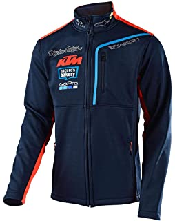 Troy Lee Designs Official Team KTM Licensed Pit Polar Fleece