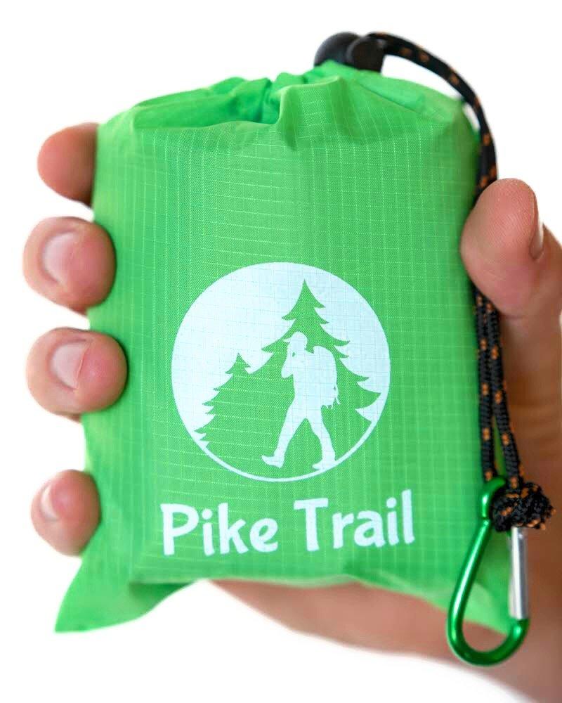 Pomme Verte  Pike Trail Couverture de Poche extérieure Camo numérique