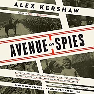 Avenue of Spies Audiobook
