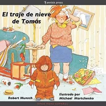 El traje de nieve de Tomás (Spanish Edition) - Kindle edition by