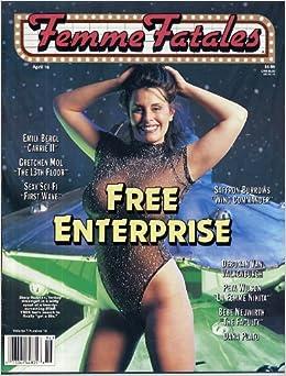 Femme Fatales Magazine Stacy Rosman Free Enterprise First