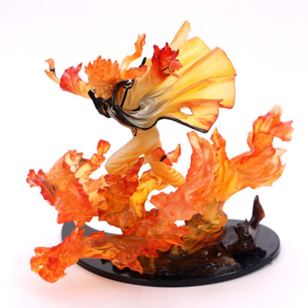 WJP Children's Adult Anime Model Boutique Naruto Toys Unlimited Firepower