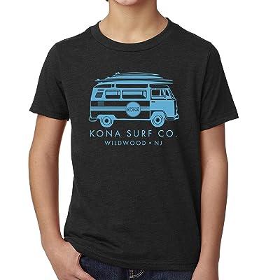 Kona VW Bus Boys T-Shirt