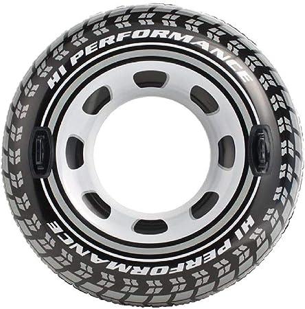 Oferta amazon: Intex 56268NP - Rueda hinchable neumático y con asas, diámetro 114 cm