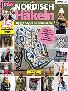Simply Kreativ Nordisch Häkeln 4260466392279 Amazoncom Books