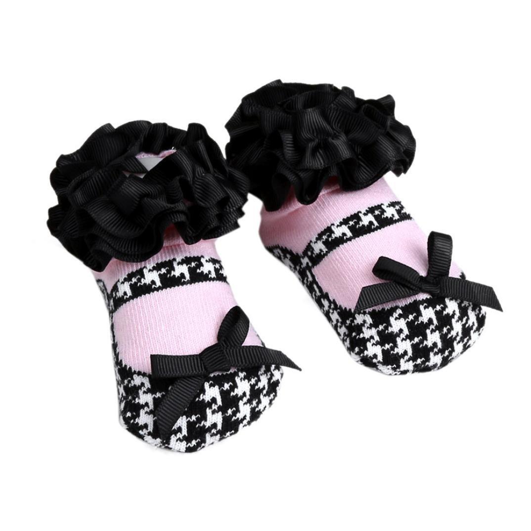 Fillkang Infant Baby Girls Cute Socks for Princess Holiday Birthday Gifts