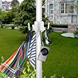 TAGVO 2 Pack Beach Umbrella Hanging