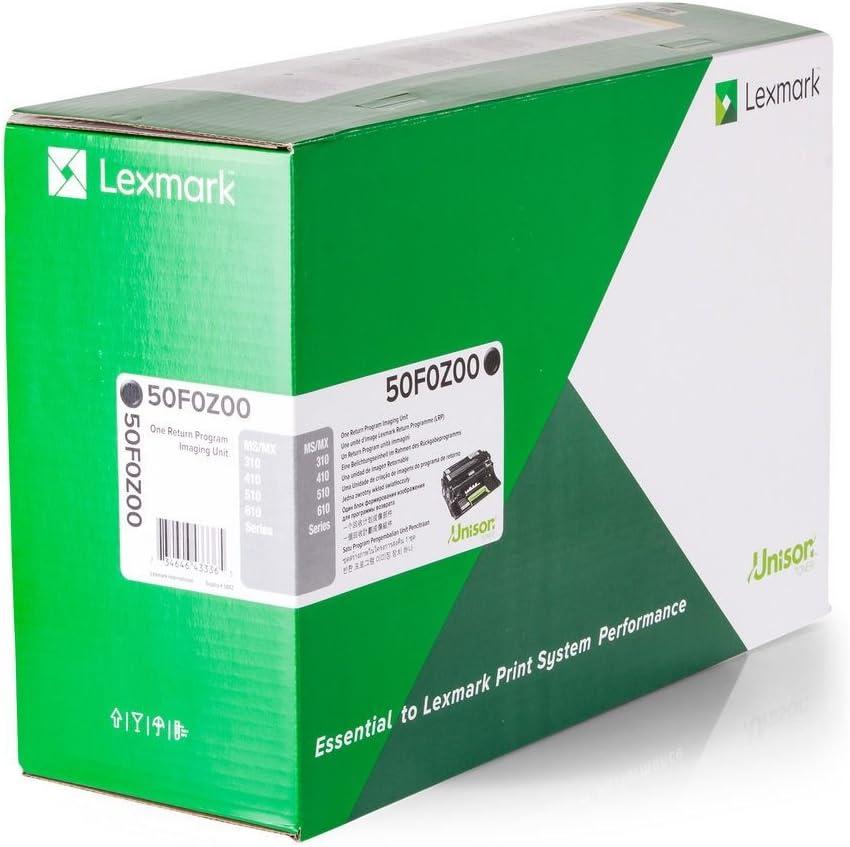 Original Lexmark 50f0z00 No500z Für Mx 511 De Premium Trommel Farblos 60000 Seiten Bürobedarf Schreibwaren