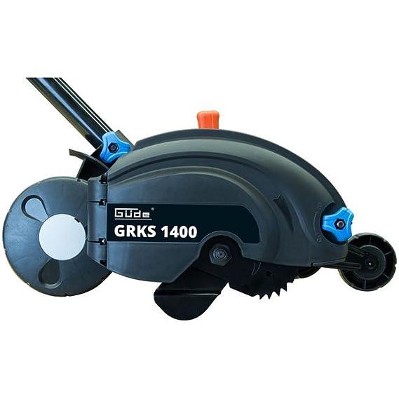 Gude GRKS 1400 Brush cutter Corriente alterna Negro, Azul ...