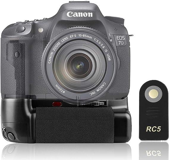 Canon EOS 7D Mark II Vertical Shoe Mount Stabilizer Handle Pro Video Stabilizing Handle Grip for