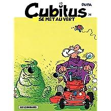 Cubitus - tome 26 - Cubitus se met au vert
