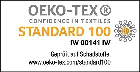 /Öko-Tex Standard 100 Babyh/örnchen Motherhood Einschlagdecke Grau Classics 2017 Babynest SOFT mit antiallergischer F/üllung