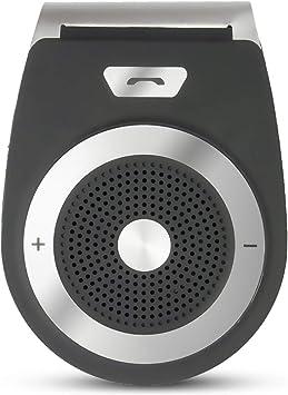 Kit Manos Libres Bluetooth para Coche sin Hilos para Smartphone y ...