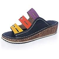 Sandalias Mujer Verano 2020 Zapatos de Plataforma Mujer