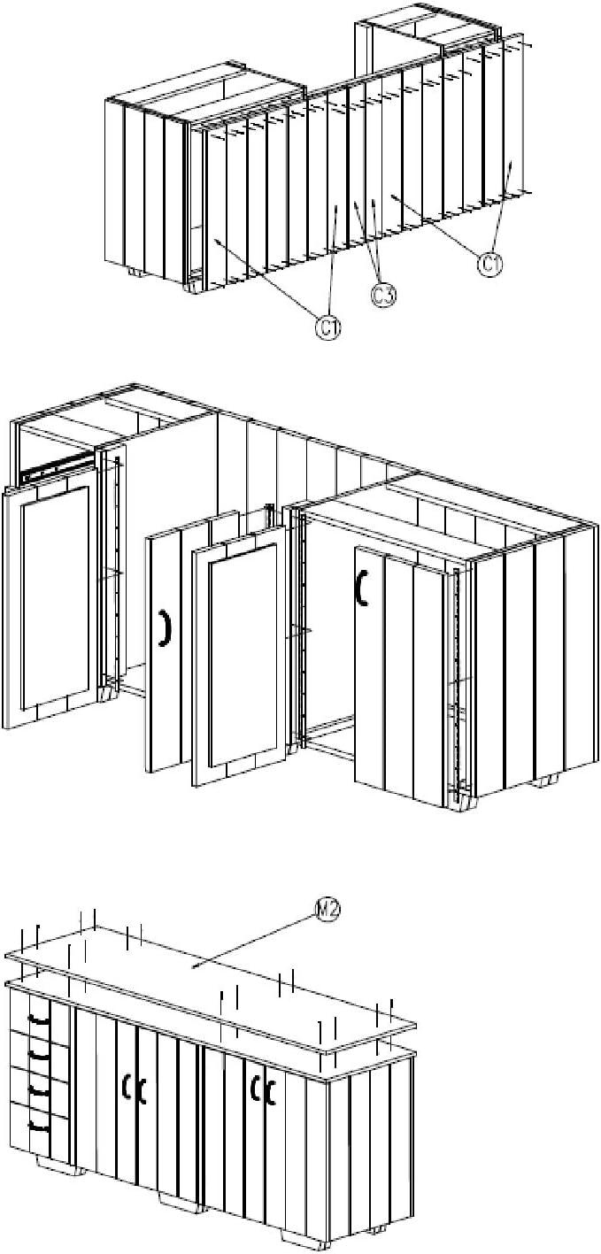 Construir su propio cocina de camping con pérgola (DIY) Fun Planes para construir.: Amazon.es: Jardín