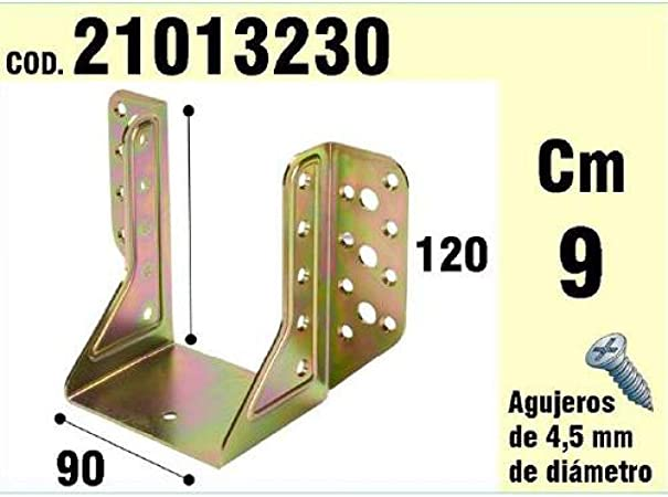 WOLFPACK LINEA PROFESIONAL 21013230 Soporte para Madera Alas ...