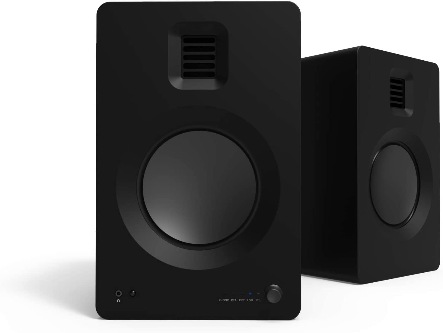 Kanto TUK Powered Speakers-Top rated and best external speaker for TV