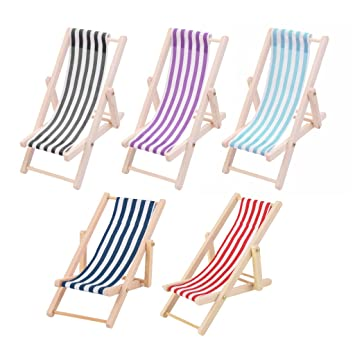 Amazon.es: perfeclan Mini Sillones De Playa De 5 Piezas ...