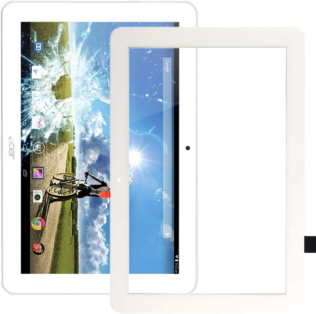 XIAYAN Repair Parts Touch Panel for Acer Iconia Tab A3-A20(White) Spare Parts