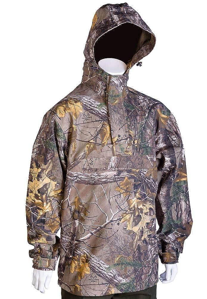 584b6d0b30b10 Richmond Camouflage Over Head Jacket: Amazon.co.uk: Clothing