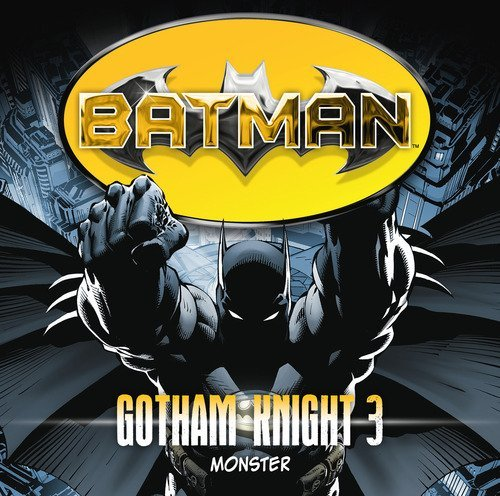 Price comparison product image Batman - Gotham Knight,  Monster,  1 Audio-CD