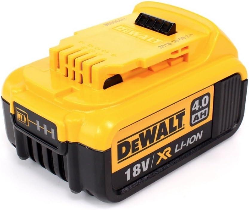 Coffret de transport TSTAK 1x Batterie 4,0 Ah sans Chargeur DeWalt DCS 367 NT Scie sabre sans fil 18V brushless