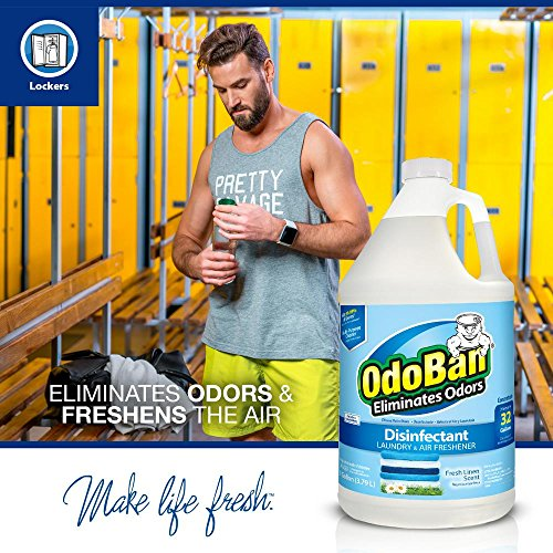 OdoBan Disinfectant Odor Eliminator and All Purpose Cleaner Concentrate, 5 Gal Scent Assortment by OdoBan (Image #14)