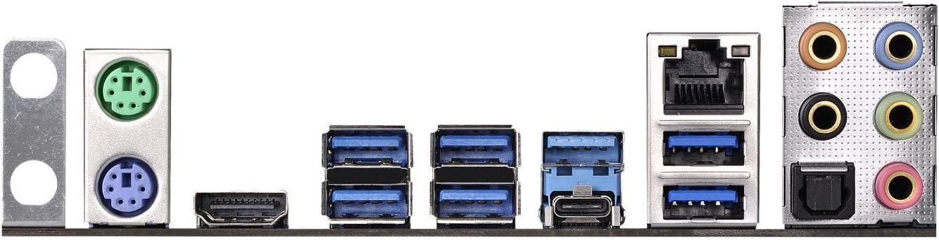 ASRock X370 Killer SLI AM4 AMD Promontory X370 SATA 6Gb//s USB 3.0 HDMI ATX AMD Motherboard