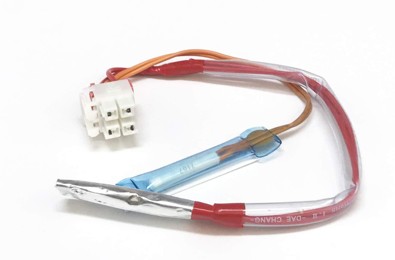 OEM LG Freezer Temperature Sensor Shipped With LFX31925ST (00), LFX31925ST (01), LFX31925ST (02), LFX31925ST (08)