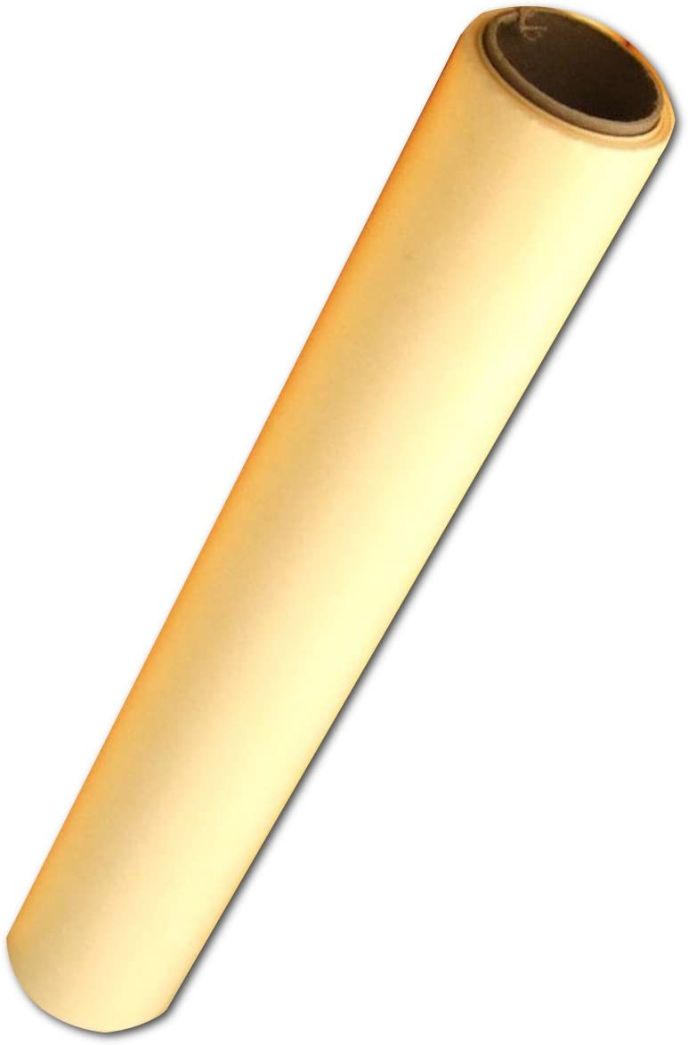 Seth Cole Canary Yellow Sketch Tracing Paper 12 inch x 50 yard Roll