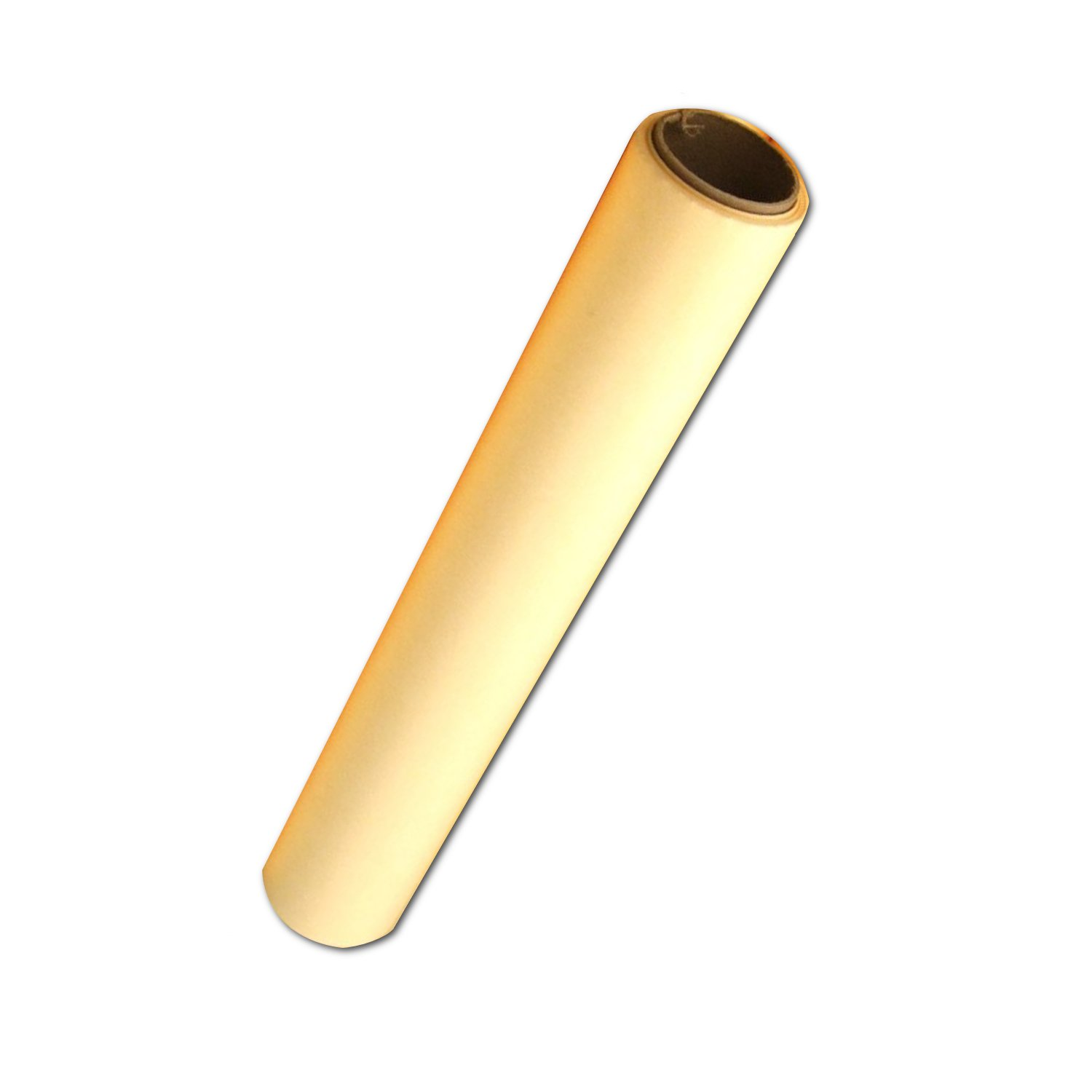 Bienfang Canary Sketching & Tracing Roll, 50 Yards X 24 inches, 7 lb, Canary Yellow, 1 Roll (341138)