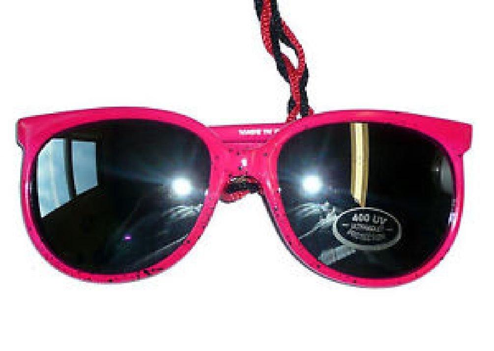 80'S Radical Sunglasses Wcord Unisex Mirrored Surfer Sunglasses Rad Glasses Ecor by YelenaCostumes