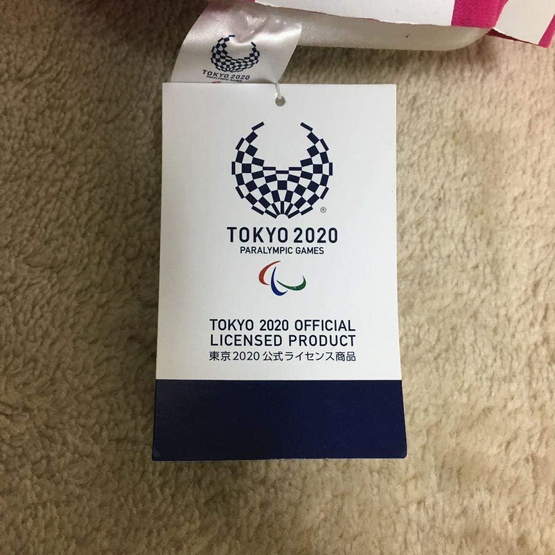 東京2020 オリンピック マスコット ぬいぐるみ 公式グッズ パラリンピック L ソメイティ