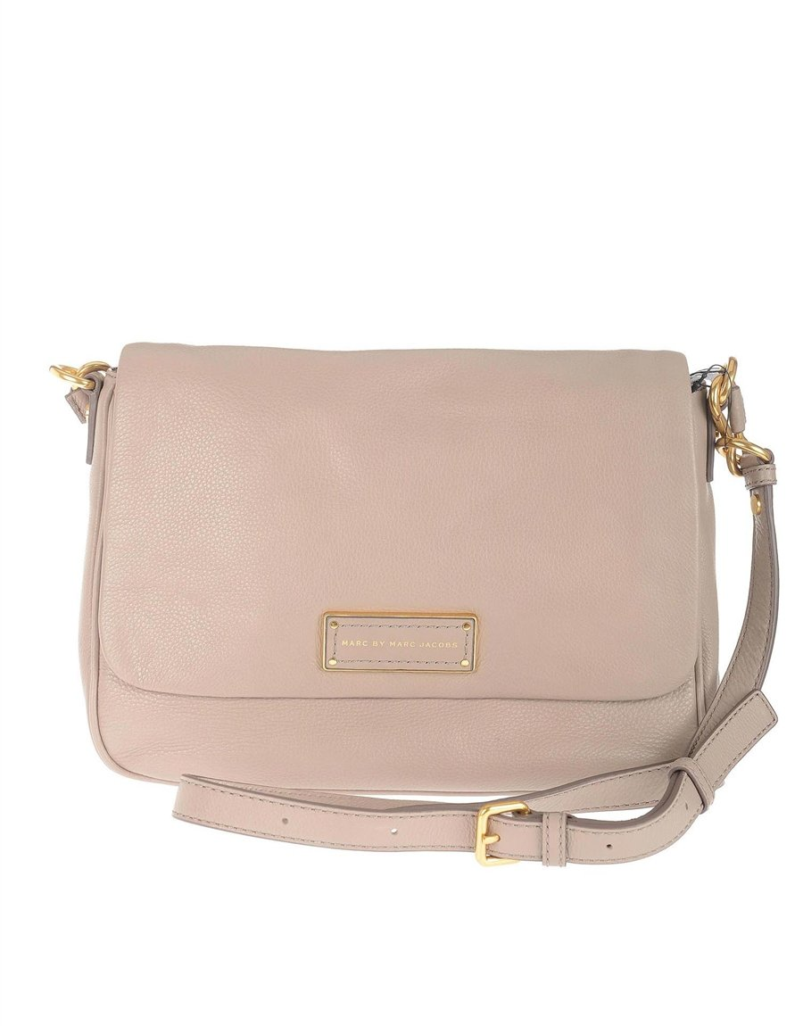 Marc Jacobs Leather Too Hot to Handle Tracker Tan New