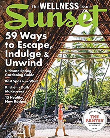Sunset Amazon Com Magazines