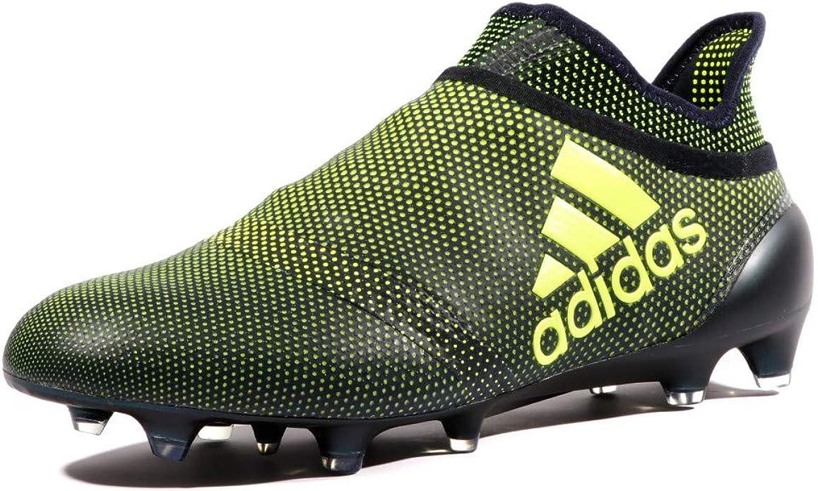 Adidas X 17+ Purespeed FG Homme Chaussures Football Noir