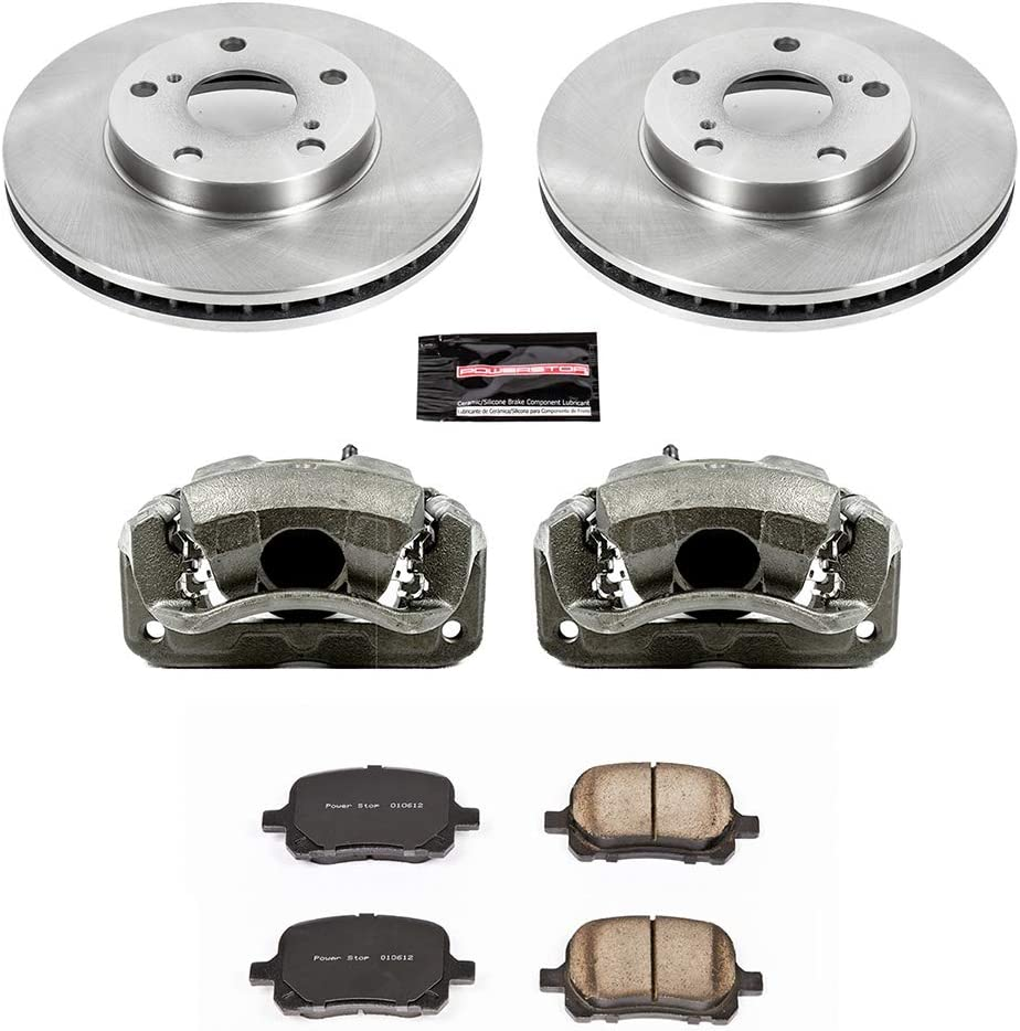 Power Stop L2888 Autospecialty Stock Replacement Rear Right OE Brake Caliper