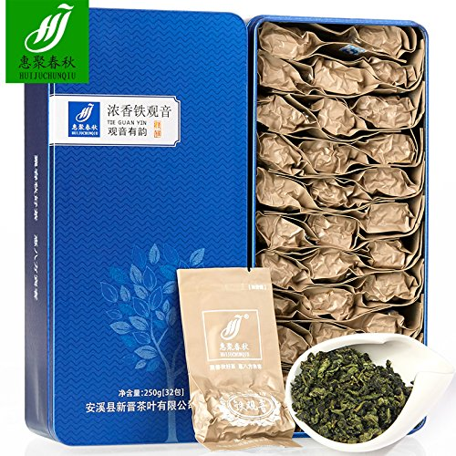 SHI Cheung Wah mountain autumn tea Tieguanyin tea flavor 250g floral fragrance sweet aftertaste Hui poly spring