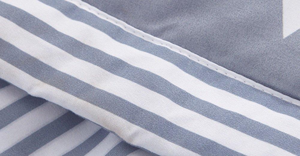 200cm Weich und bequem Faltbar Cool Decke FJXLZ/® Sommer-Steppdecke Farbe : #1 , gr/ö/ße : 200*230cm gewaschener Baumwolle-Heimtextilien-Handt/üchern einzelner doppelter Klimaanlagesteppdecke 150