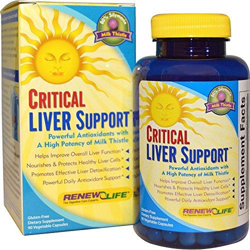 Renew Life Critical Support Veggie
