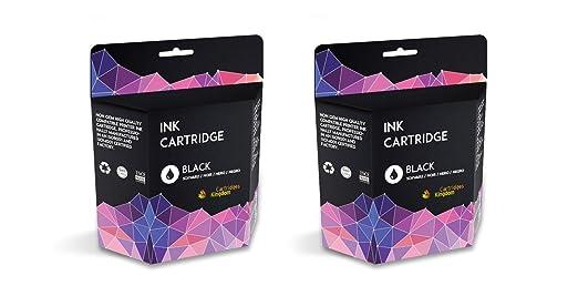 12 opinioni per Cartridges Kingdom Cartucce d'inchiostro sostituzione per HP 45 (Nero, 2-Pack)