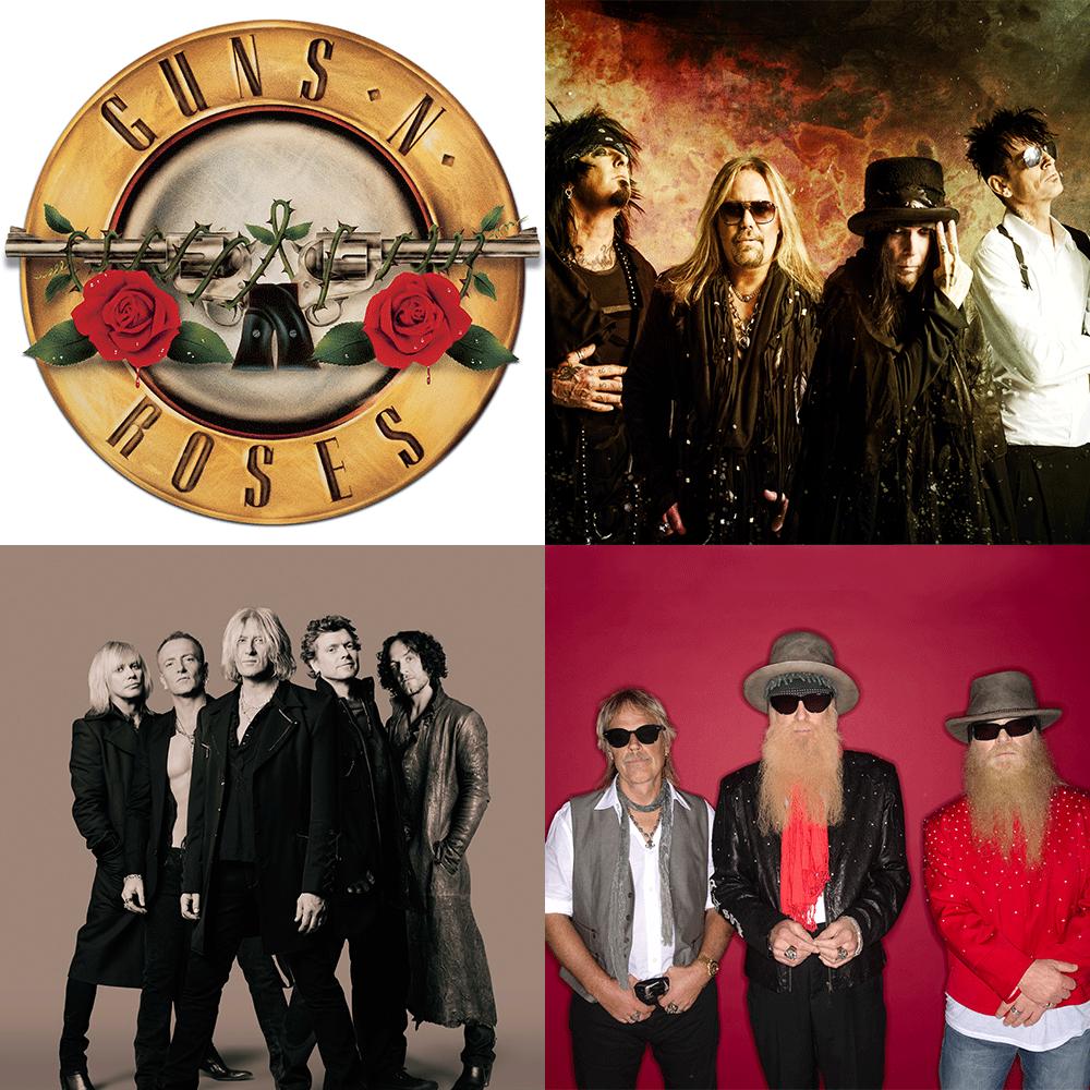 80s Hard Rock & Metal